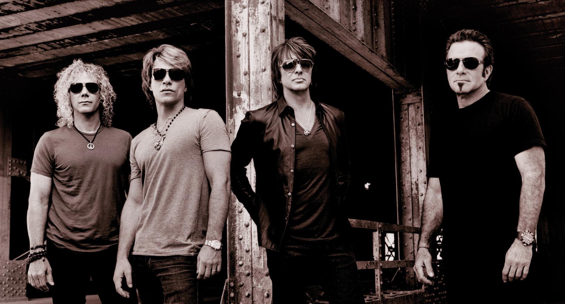 Las mejores Bandas de Rock de los 80, Bon Jovi