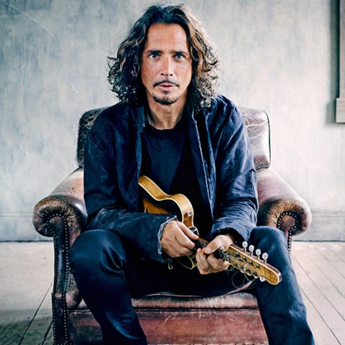 Chris Cornell Blog
