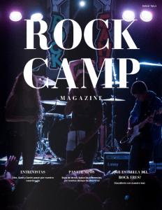 Portada revista rock camp 9.5