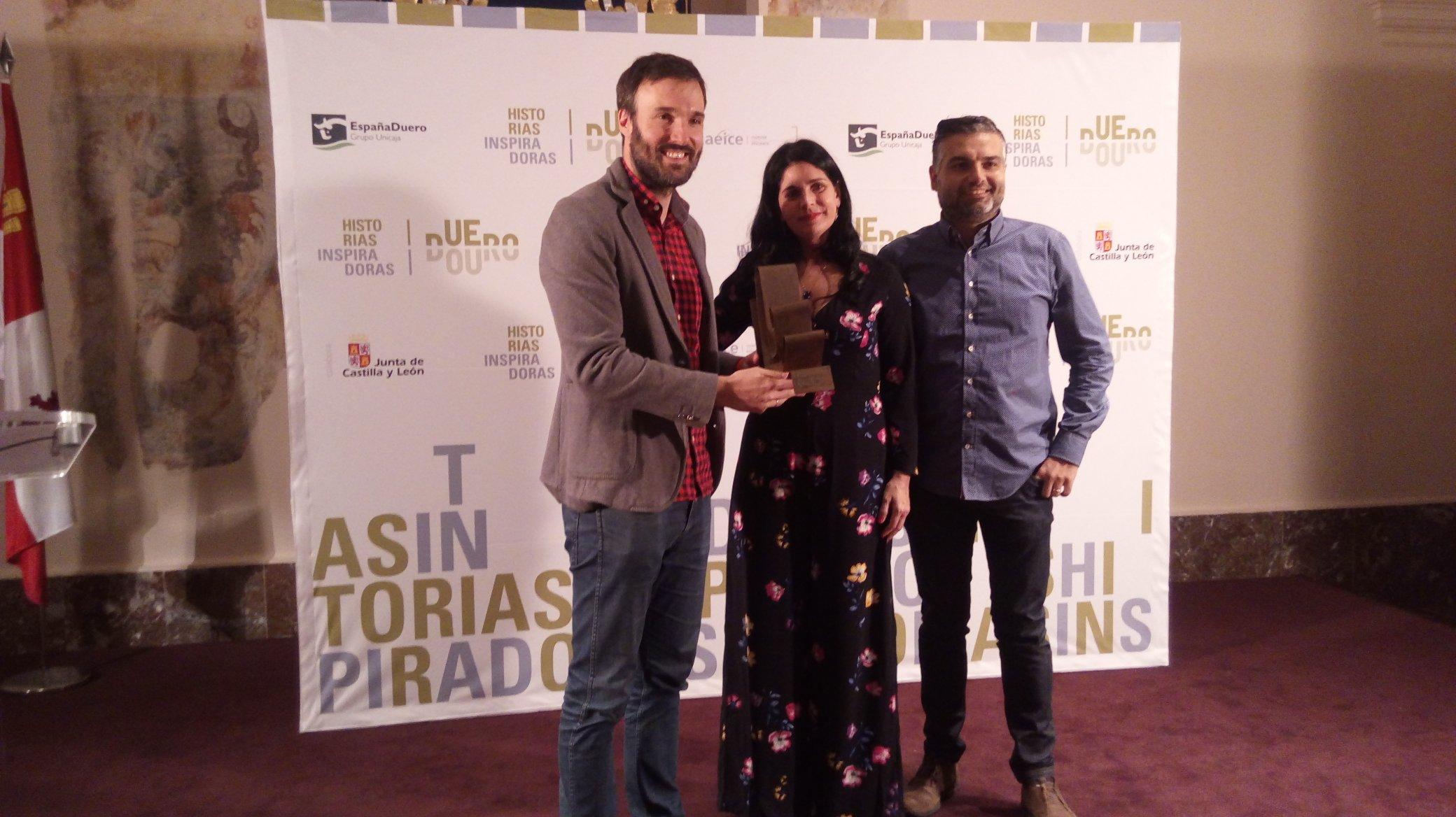entrega premio Duero Douro