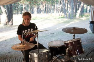 Aroa Elvira Rock Camp