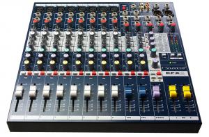 rockcamp mesa mezclas soundcraft