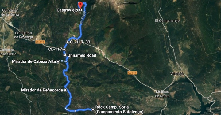 Ruta maps
